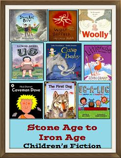KS2 History | Stone Age Children's Books | Stone age display ...