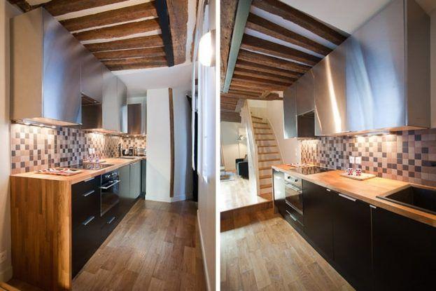 Amenagement Cuisine Couloir Couloir Harness Couloire Extreme ...