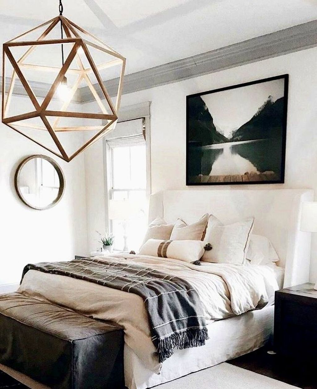 30+ Popular Lighting Design Ideas For Bedroom Looks Beautiful