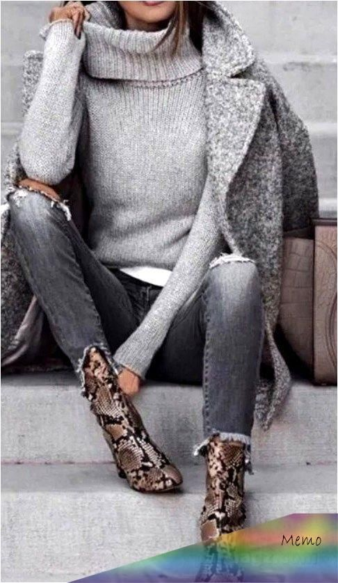 50 Best Winter Fashion Outfits Ideas For Women Entering the tip of the year, now…
