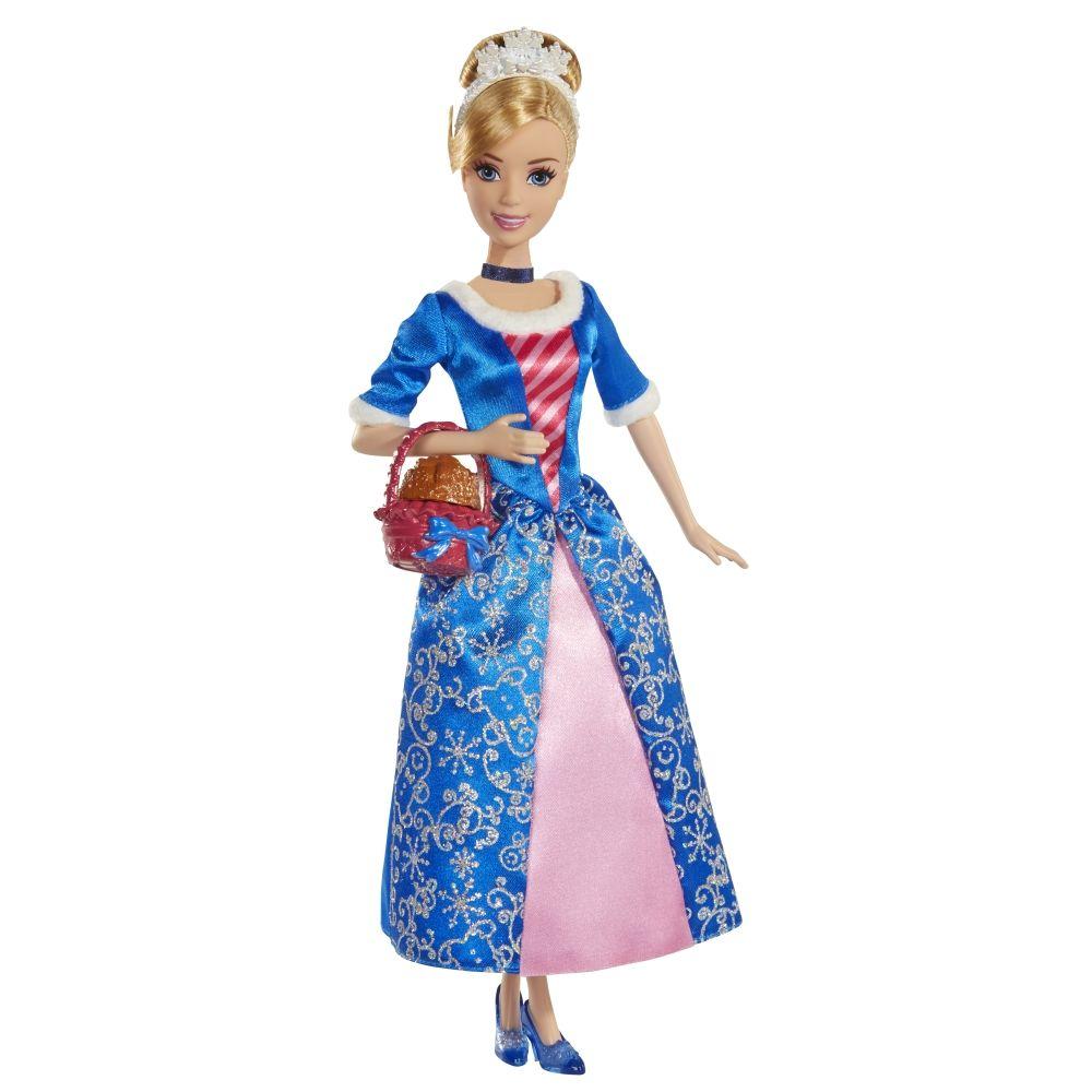 DISNEY Princess Seasonal Sweets Cinderella Doll - Shop.Mattel.com
