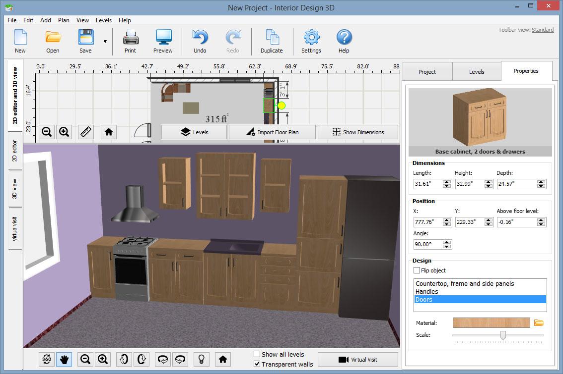 Interior Design Computer Program 3d Home Interior Design Programm