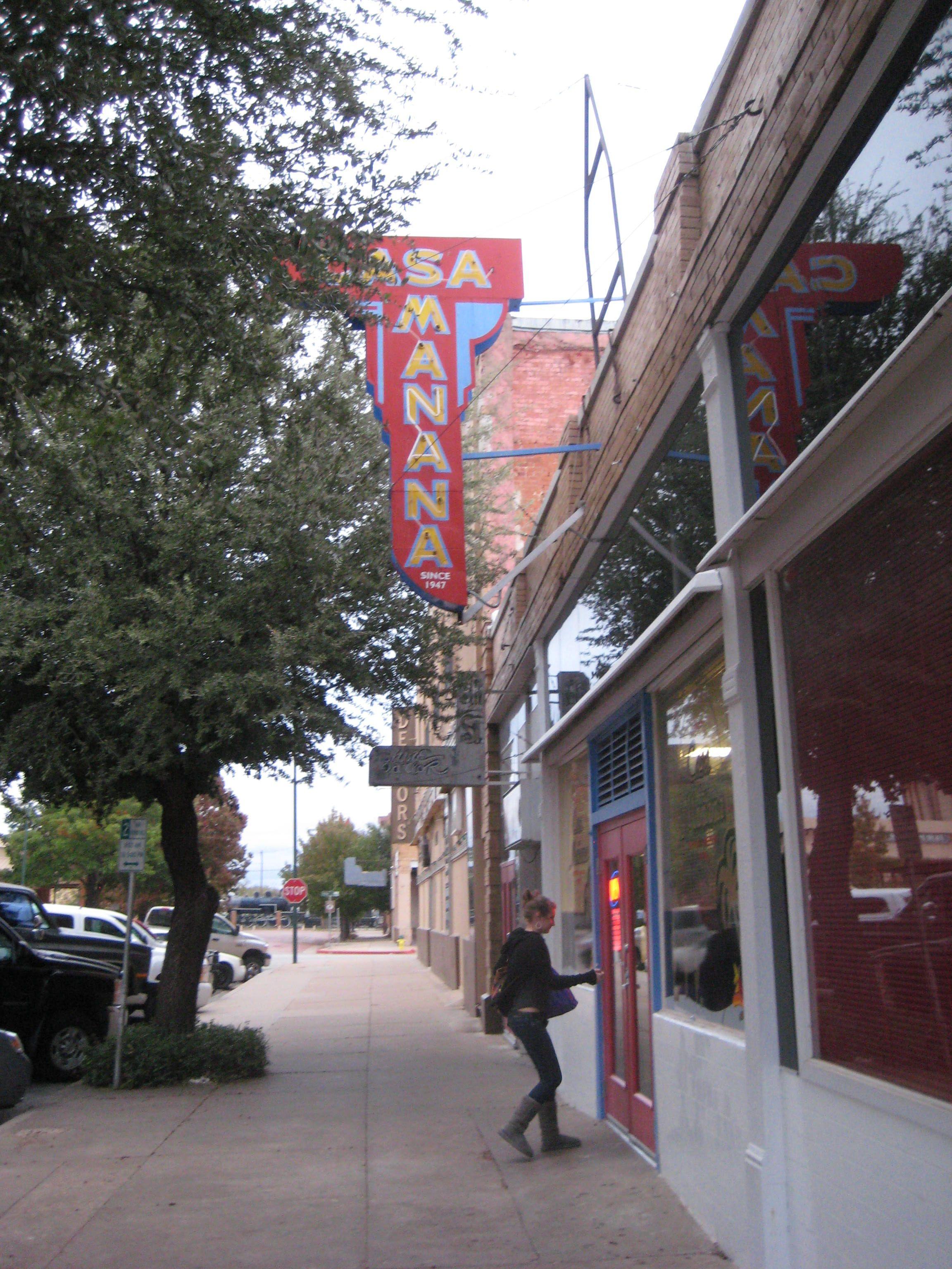 Downtown Restaurants Wichita Falls Tx