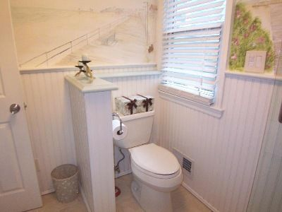 Toilet Privacy Wall Bathroom