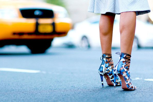 New York Fashion Week Gets a New Home