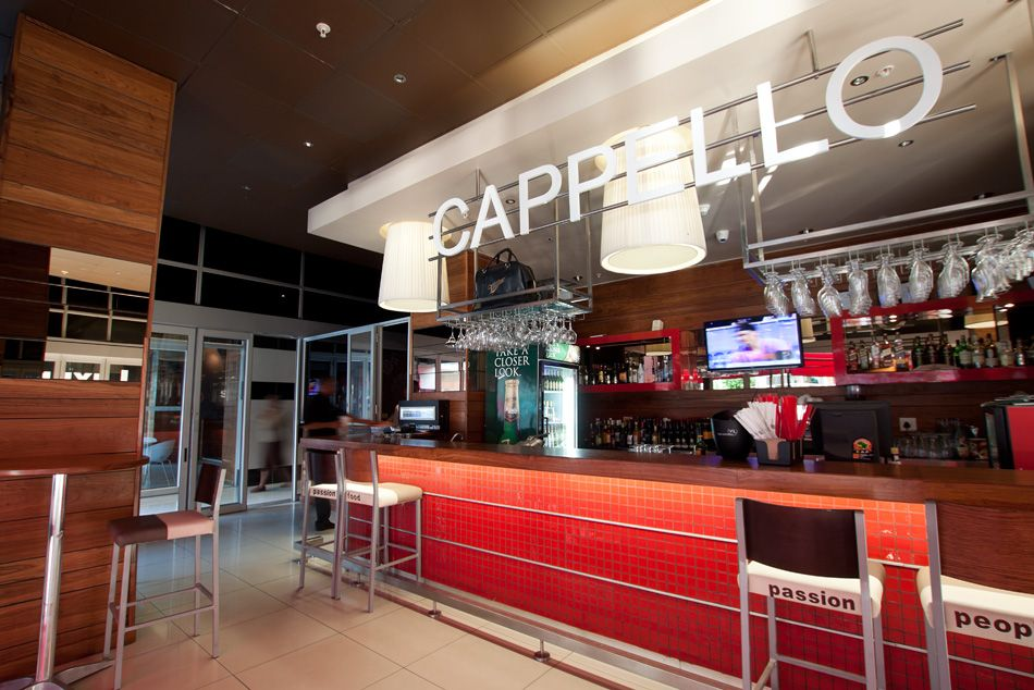 Capello Restaurants In Botswana Table Restaurant Bar