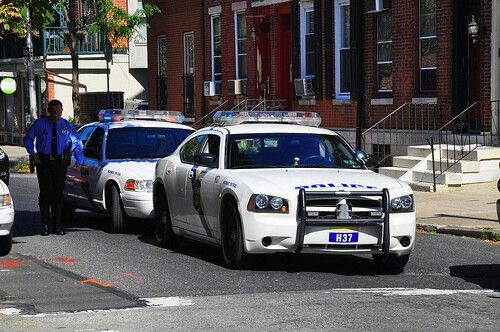 Dodge Charger Philadelphia Police Police Cars From Around The