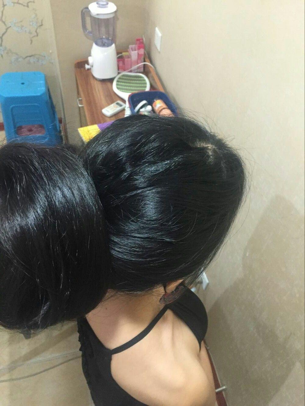 Pin By Kasja On Max Big Bun Hair Thick Hair Styles Beautiful Long Hair