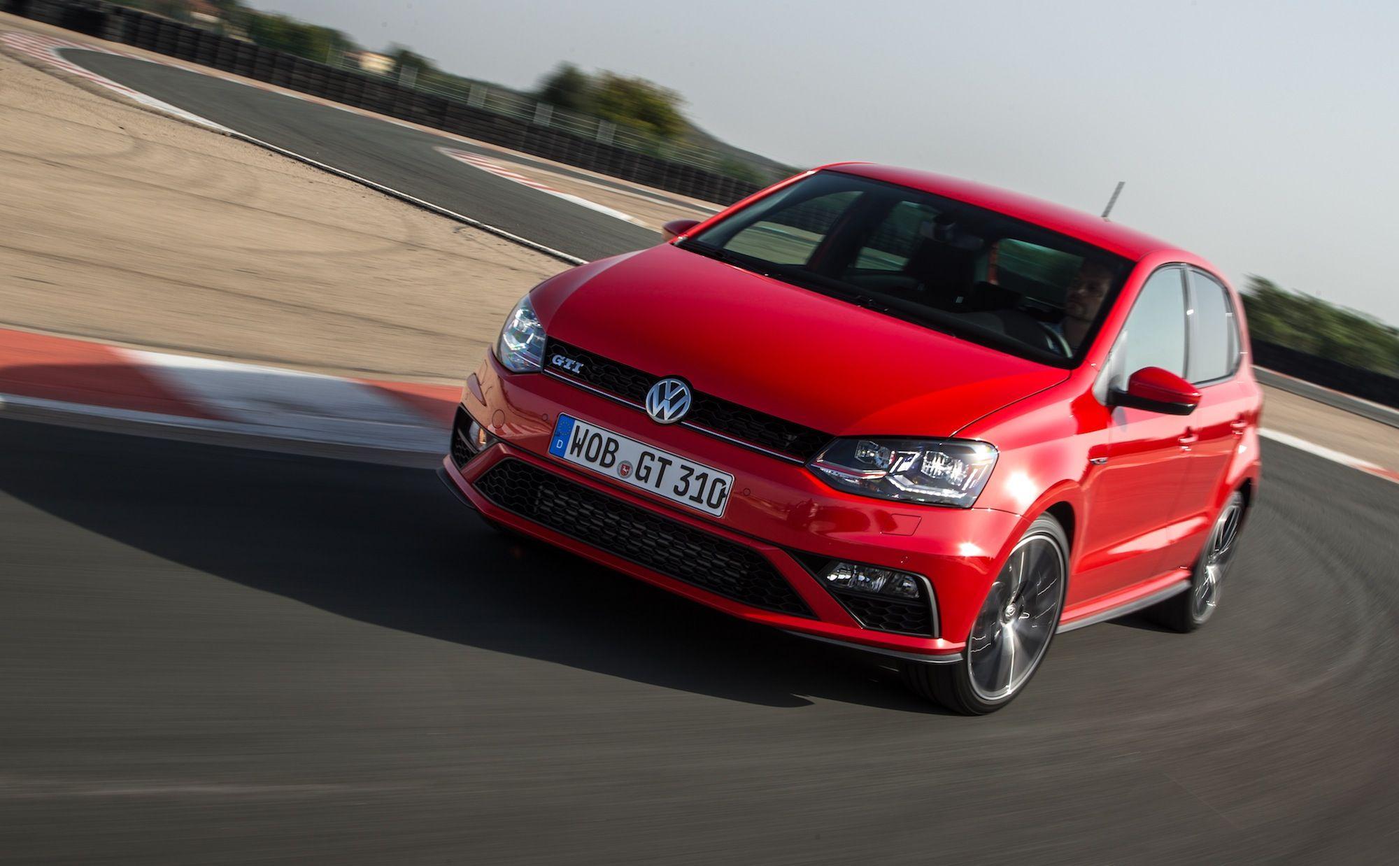 2015 Volkswagen Polo GTI Review Photos CarAdvice