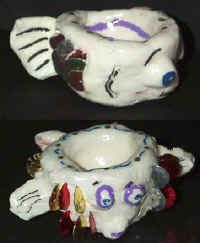 paperclay Mugs with lesson plan