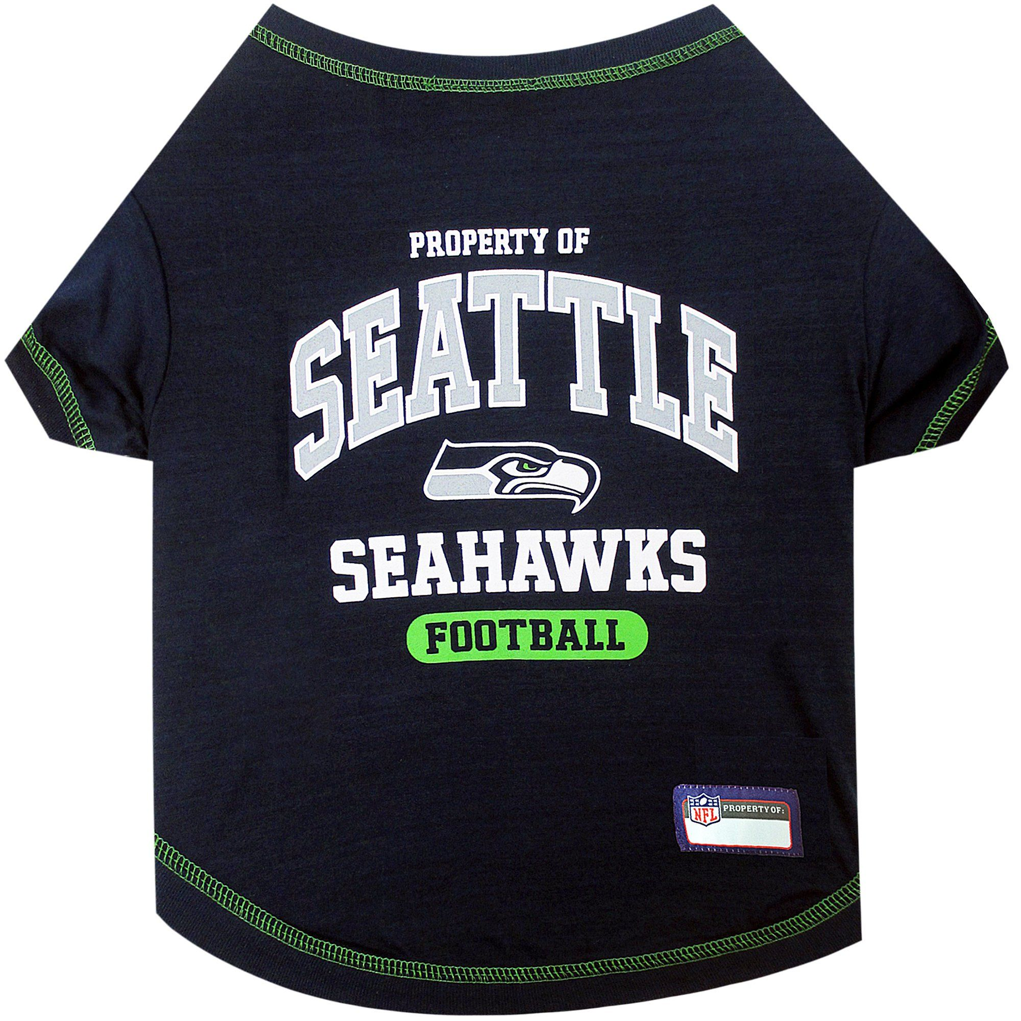 Pets First Seattle Seahawks T-Shirt 5dc1ae7fa