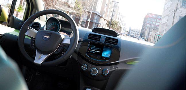 2013 Chevrolet Spark 2lt Mini Car Interior With Mylink Chevrolet