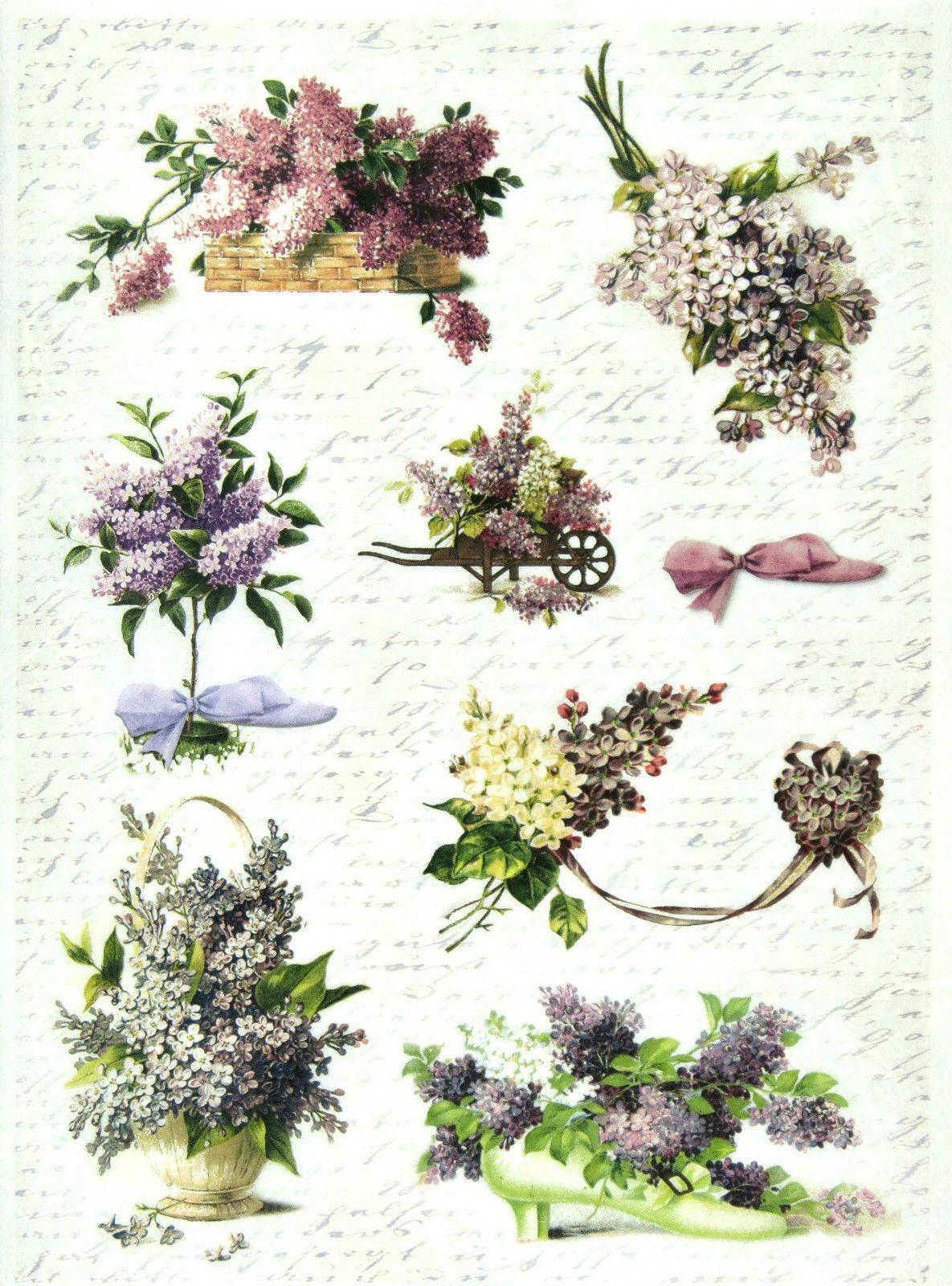 57g 11851600 Figuras Para Decoupage Pinterest