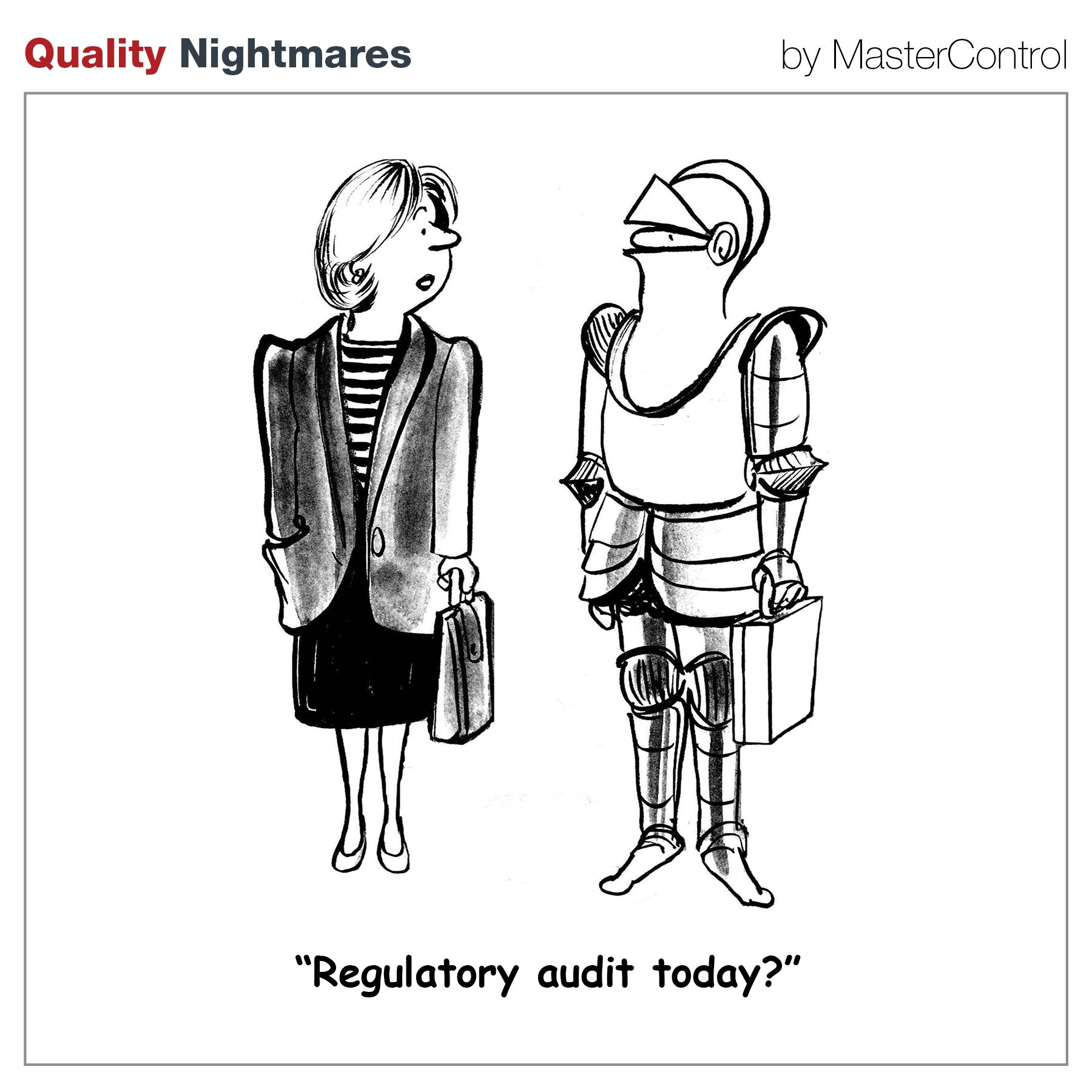 Regulatory Audit Today