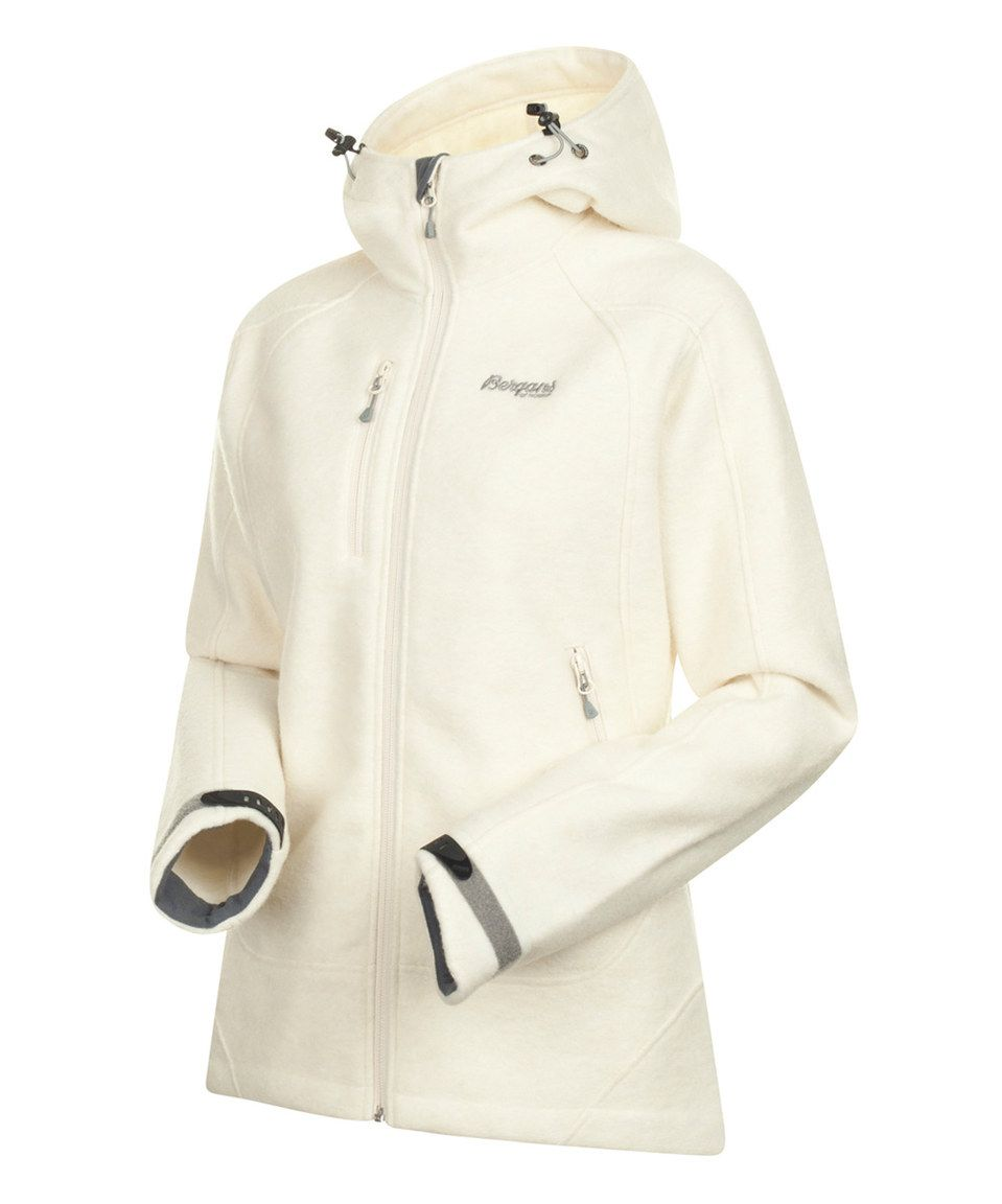 Look what I found on #zulily! Cream Hitra Zip-Up Jacket by Bergans of Norway #zulilyfinds