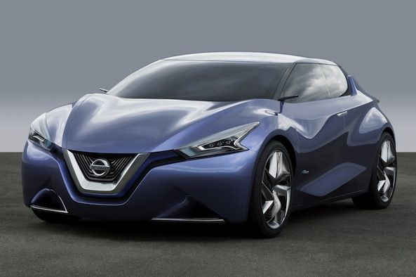 Nissan Friend Me Concept Concept Cars Nissan Concept Car Design