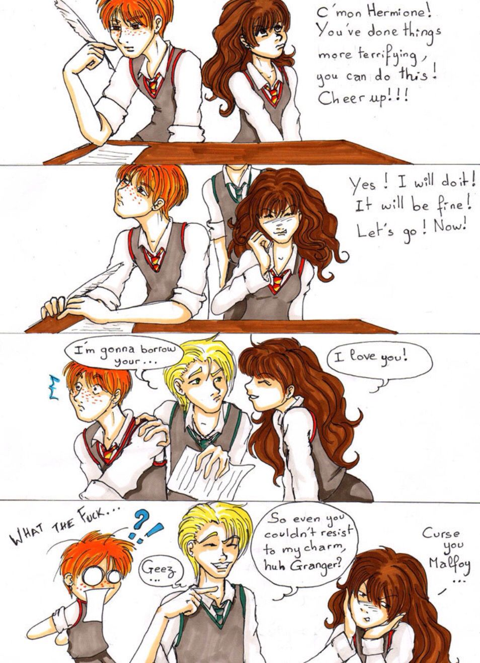Haaaaaa so funny