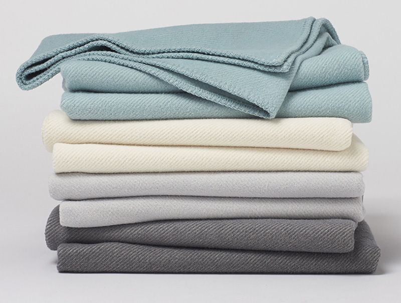 Blanket Guide Coyuchi Organic Cotton Blanket Organic Blankets
