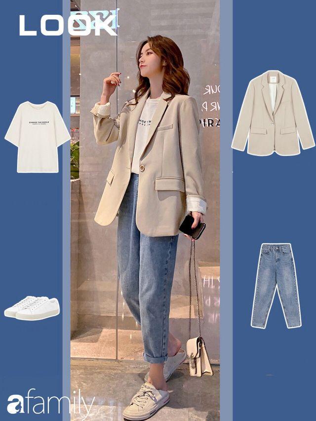 Photo of 10 gợi ý mặc blazer vừa trẻ vừa xinh, giúp style công sở của bạn tịnh tiến dần đều