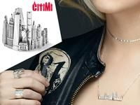 Cityscape Ring New York by CITIMI is one of the coolest statement rings ever made!  #cityscapering #skylinering
