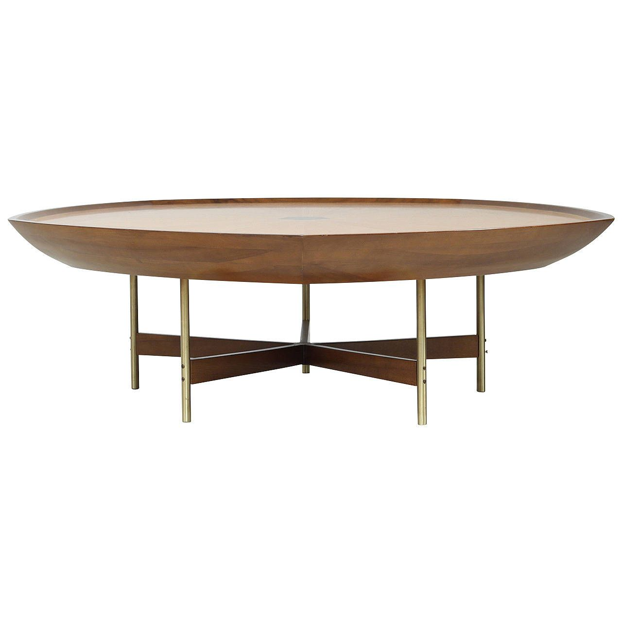 Large Limited Production Pentagon Table By Paul Tuttle 1stdibs Com Coffee Table Furniture Coffee Table Design Table Furniture [ 1280 x 1280 Pixel ]
