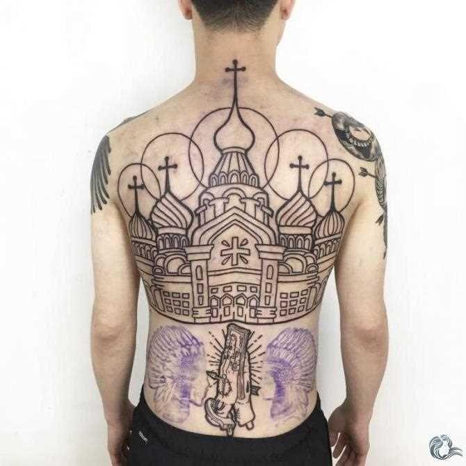 Gefängnis Tattoo