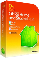 Office Home and Student 2010 - Its powerful writing tools help you create outstanding documents. Make better decisions quickly with easy-to-analyze spreadsheets and create dynamic presentations to engage and inspire your audience. For More Information Pls Follow Link http://www.pcgamesupply.com/buy/Office-Home-And-Student-2010-Full-Download/