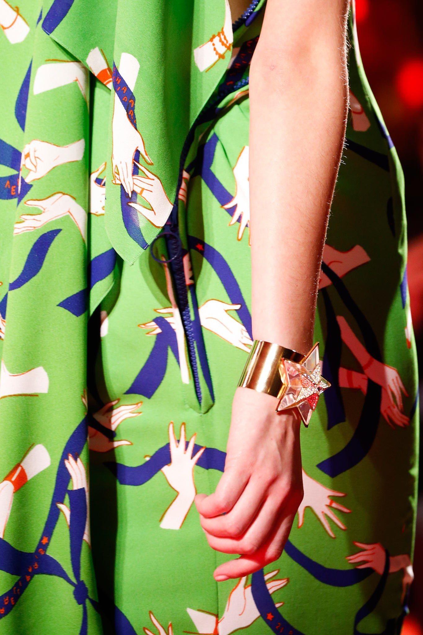 Schiaparelli Spring 2015 Couture Fashion Show Details