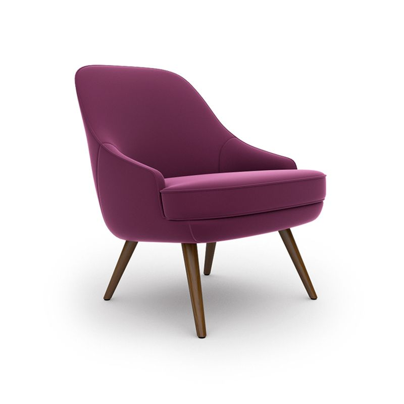 B B Italia Husk Armchairs In Red Ego Woollen Fabric By Patricia Urquiola Armchair Beautiful Furniture B B Italia