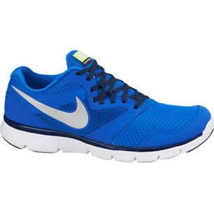 nike flex experience run 3  men's  nike shoes blue