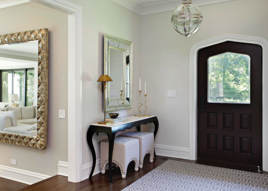 GUILFORD GREEN - Benjamin Moore Colour Of The Year 2015