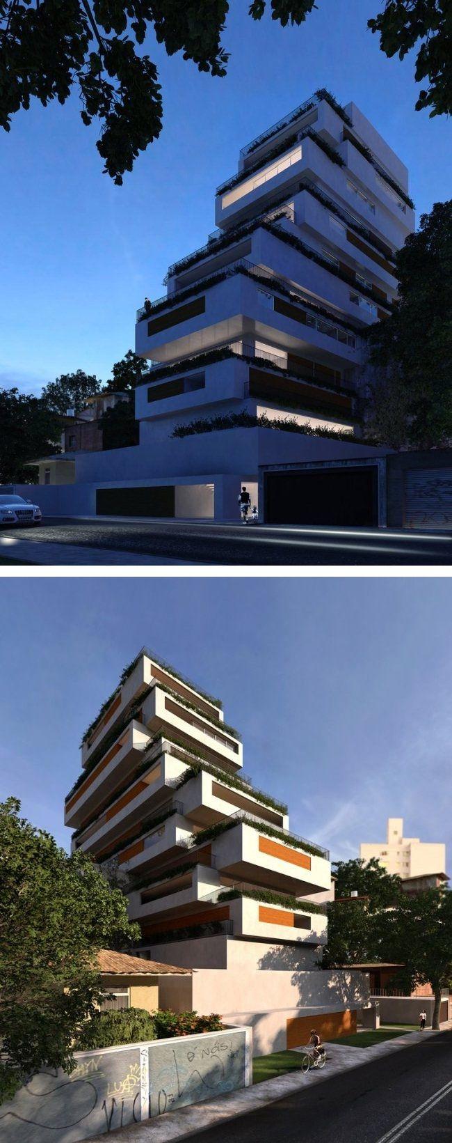 Edif cio oka rua girassol vila madalena arquiteto isay weinfeld
