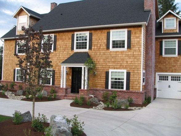 New Old New England Colonial On The West Coast New England Homes House Exterior Exterior Remodel