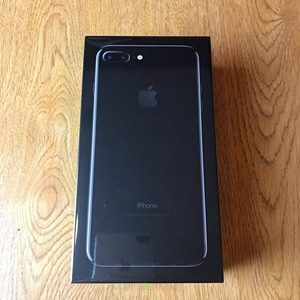 Apple #iPhone 7 #Plus- 128 #GB- Jet #Black- (Verizon