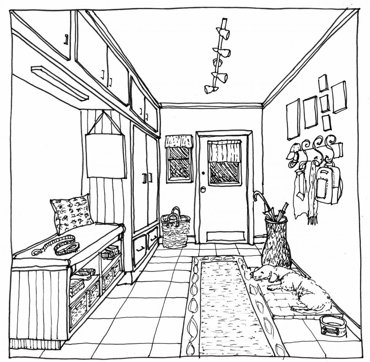Home Decorating Games For Adults Homedecorationproducts Post 9612777250 Perspective Drawing Lessons Perspective Room Drawing Interior