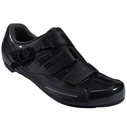 Shimano Mens Rp3 Black Road Cycling Shoes 44 Wide You Can Get Additional Details At The Image Link This Road Cycling Shoes Road Bike Shoes Cycling Shoes
