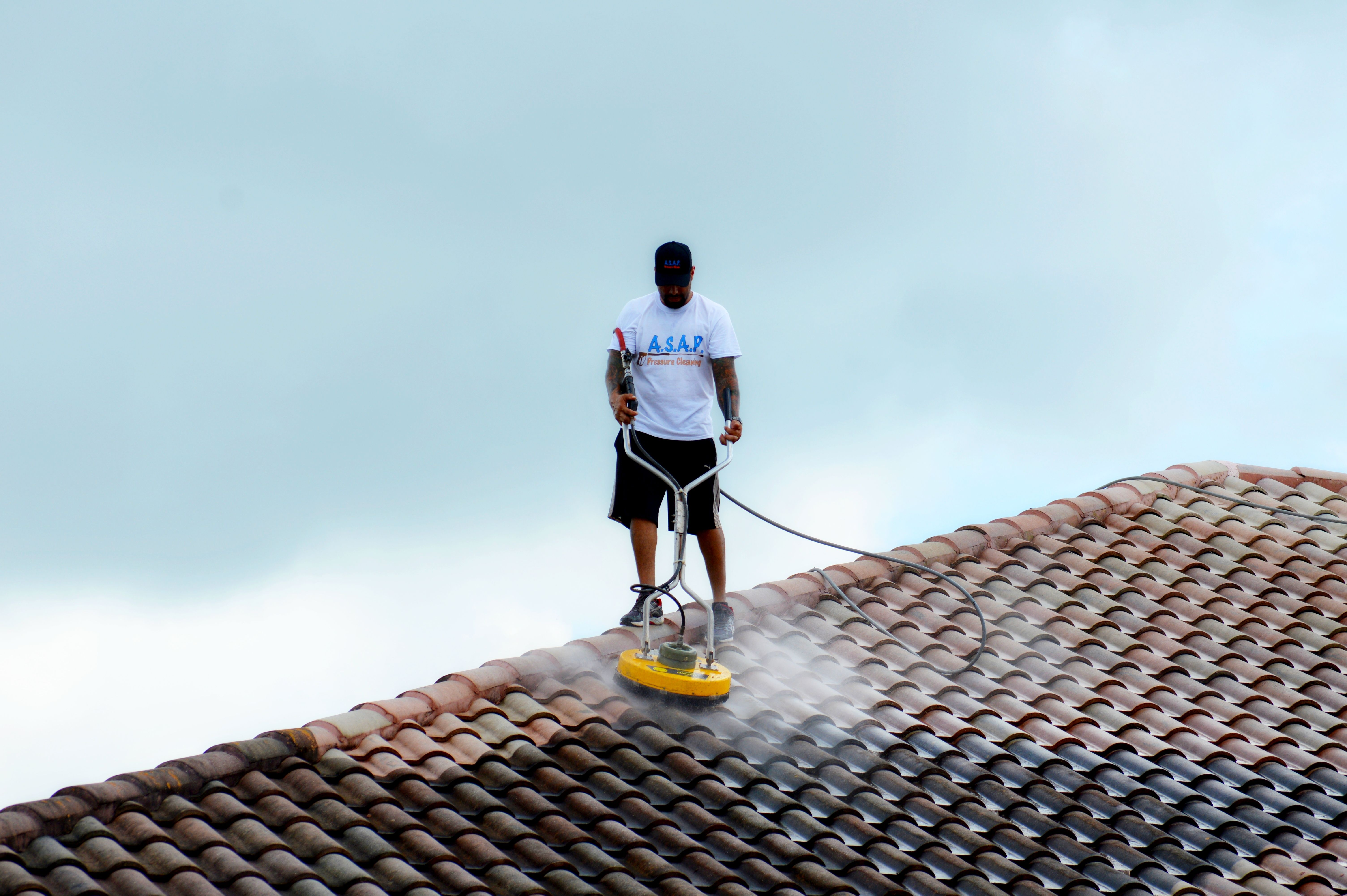 Roof Doctors Offers Commercial Residential High Pressure Cleaning Services Adelaide Pressure Roof Restoration Cleaning