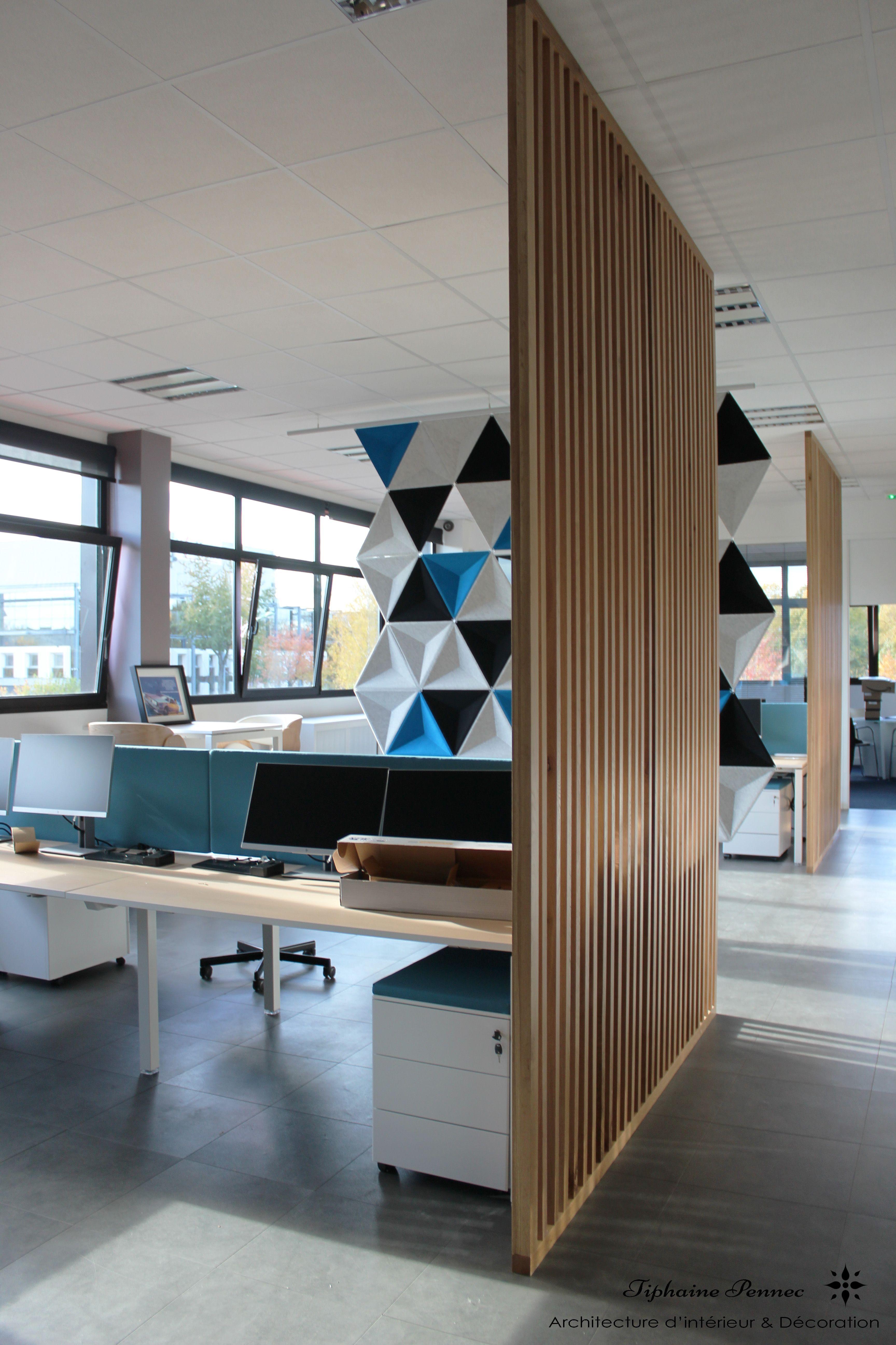 100 Remarquable Concepts Cloison Séparation Bureau Open Space