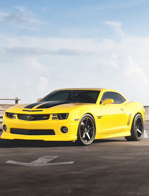 Ready for take off! Check out this Camaro for