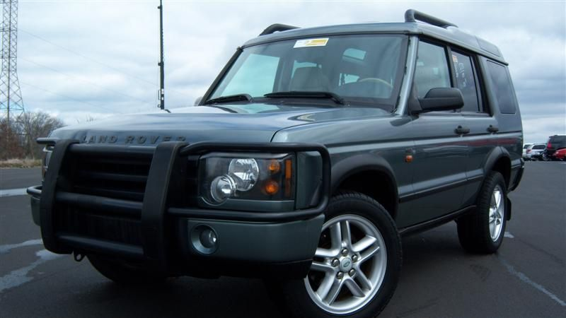 2004 Land Rover Discovery | Used Car - 2004 Land Rover Discovery SE7