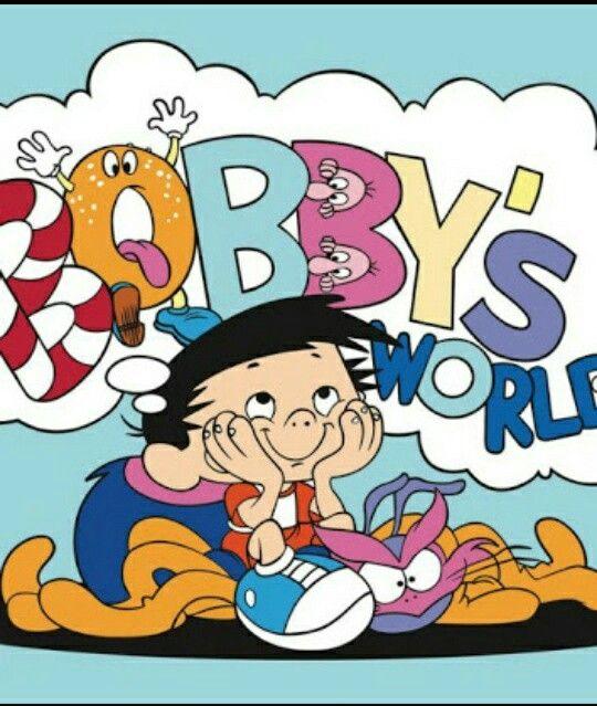 Fantástico Mundo de Bob | Infancia y adolescencia, Niñez y