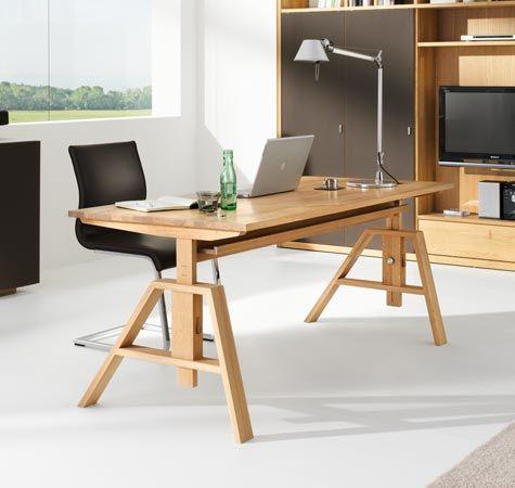Team 7 Atelier Desk, available at The Mattress \ Sleep Company - team 7 küche