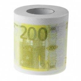 Papier Toilette ''200€''