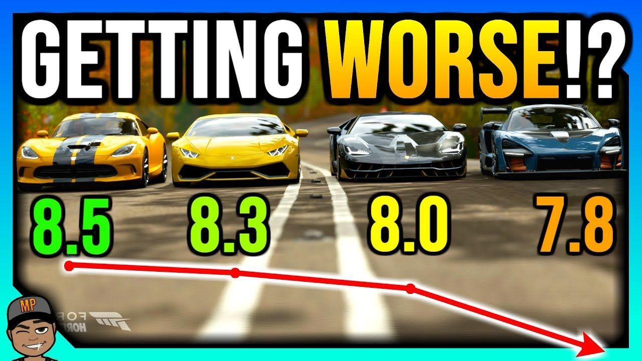 Forza Horizon 4 Best Of Bond Car Pack Trailer Bond Cars James