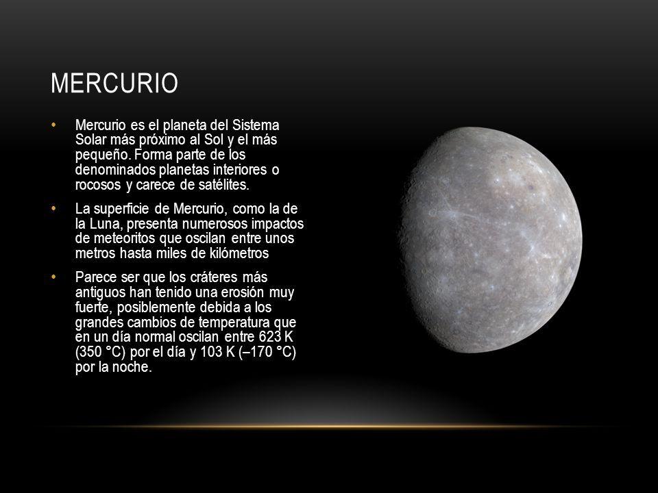 Planeta Mercurio Imagenes Resumen E Informacion Para Ninos Mercurio Planetas Del Sistema Solar Sistema Solar