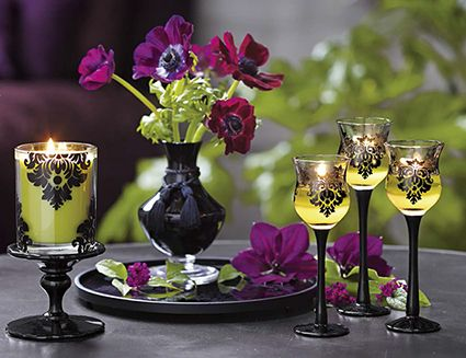 forbidden fruits by partylite order online at or like candle parties. Black Bedroom Furniture Sets. Home Design Ideas
