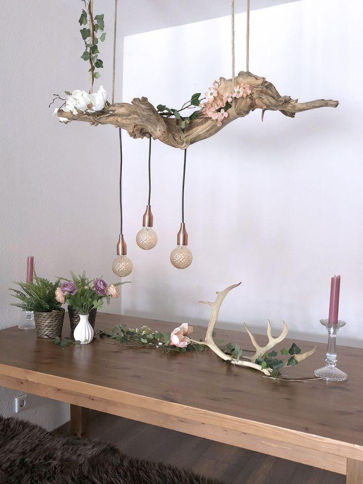 Hängelampen – Treibholzlampe – ein Designerstück von Raeubers-toechter bei DaW - #bei #DaW #Designerstück #Ein #Hängelampen #Raeuberstoechter #selbstgebaut #Treibholzlampe #von #uniqueitemsproducts