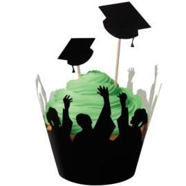 Graduation cupcakes! | wilton.com