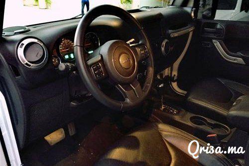 2016 Jeep Voiture Wrangler Casablanca Casablanca Jeep Voiture