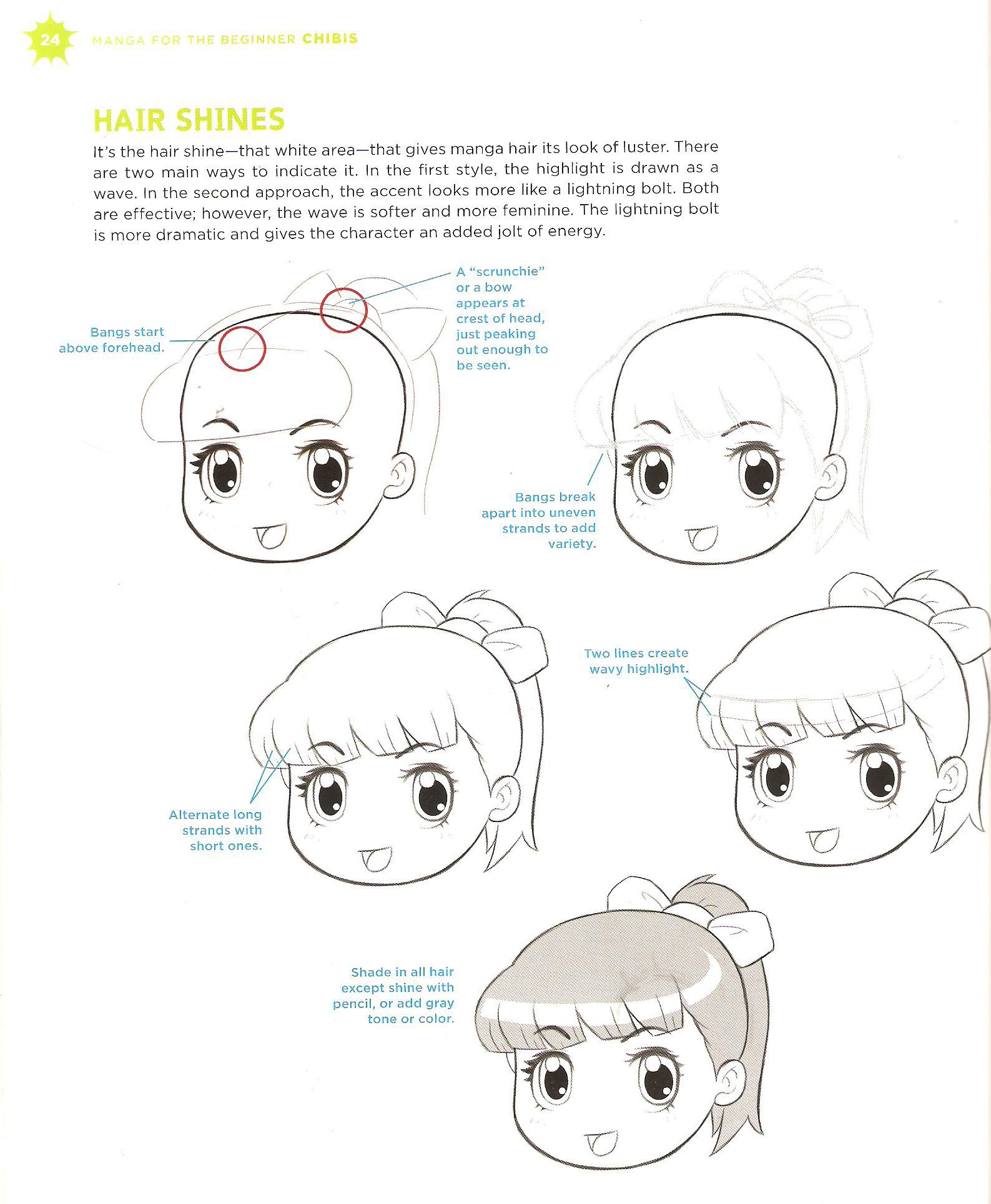 From Manga For Beginners Chibi Book By Christopher Hart
